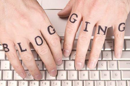 Blogg eller hemsida
